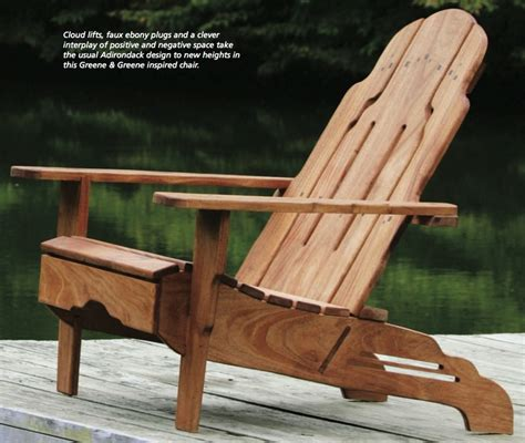 free woodworking plans adirondack chair adirondack chair free plan woodworking projects