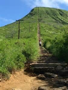 Koko Head Stairs Of Doom by Koko Head Stairs Stairs Of Doom Koko Crater Railway