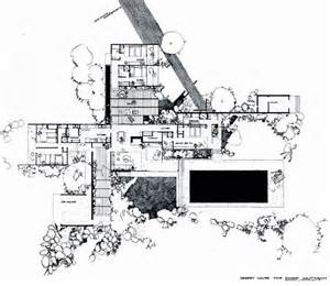 kaufmann desert house floor plan pinterest the world s catalog of ideas