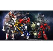 Transformers Prime Autobots By Dragoscrystyan On DeviantArt