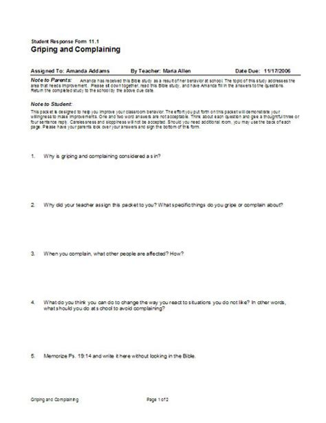 Bible Study Worksheets For Adults by 6 Best Images Of Printable Youth Bible Worksheets Free