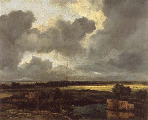 An Extensive Landscape With Ruins Jacob Van Ruisdael Open