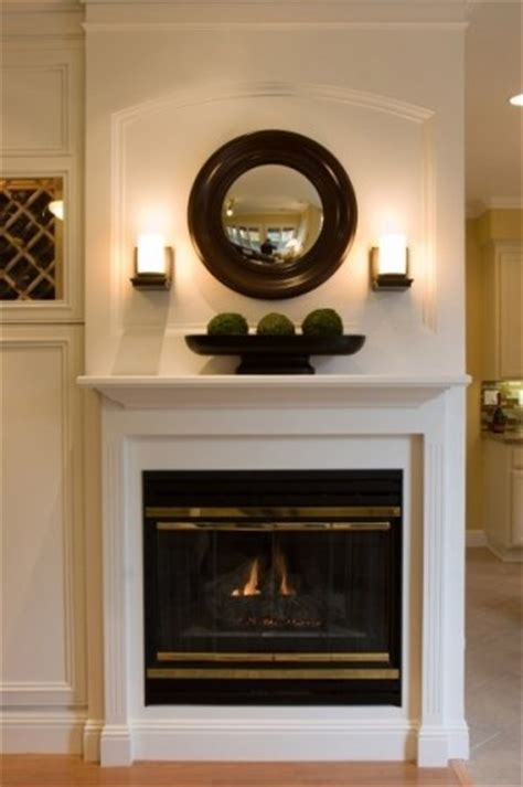 Fireplace Sconce by Fireplace Sconces For The Home