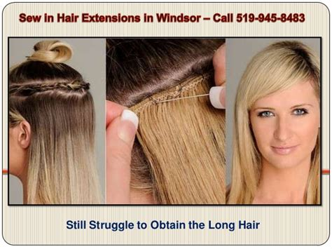 sewing in hair extensions at home sew in hair extension in windsor