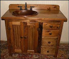 unusual bathroom vanity units