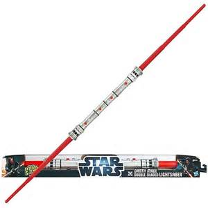 lightsabers amp blasters darth maul sliced saber toy modding jedi council forums