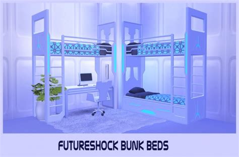 download sims 4 cc bunk beds the sims 4 bed cc newhairstylesformen2014 com