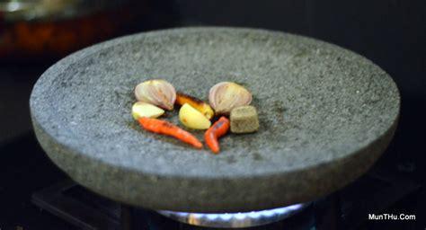 Panggangan Batu cobek batu bakar cobek batu sekaligus batu bakar