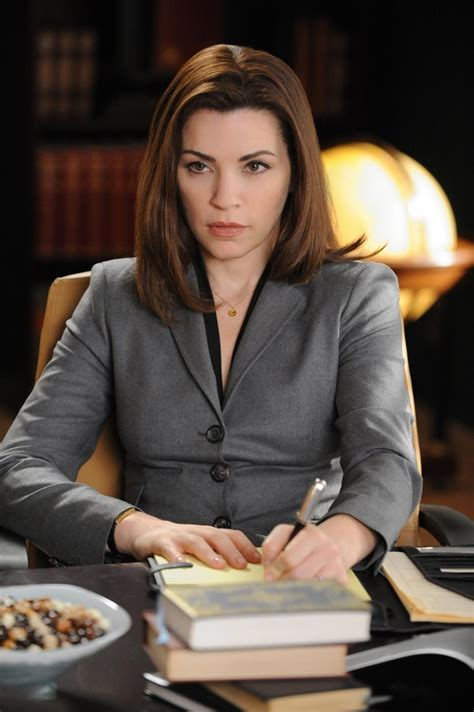the good wife hair what does hollywood have against curly hair that s normal
