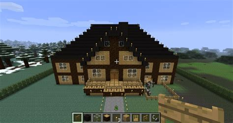 biggest minecraft house cool big house minecraft project