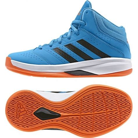 orange adidas basketball shoes kid s adidas isolation 2 k basketball shoes blue orange