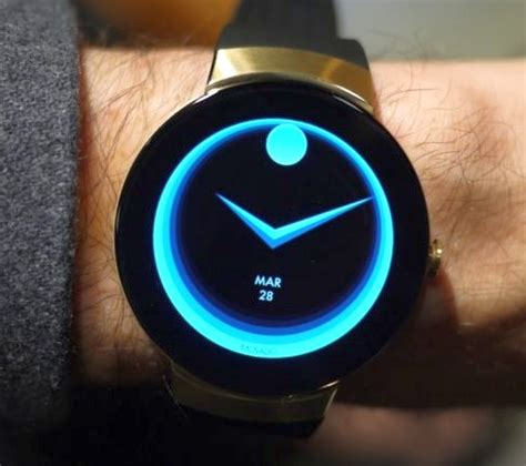 Movado Connect smartwatch coming this fall   NotebookCheck.net News