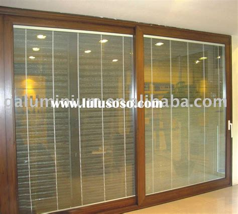 Thermal Blinds For Sliding Glass Doors Sliding Glass Door With Blinds Sliding Glass Door With Blinds Manufacturers In Lulusoso
