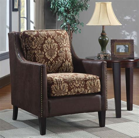 Microfiber Accent Chairs Living Room Furniture Gt Living Room Furniture Gt Accent Chair Gt