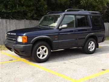 land rover discovery series 2 for sale 2002 land rover discovery series ii for sale carsforsale