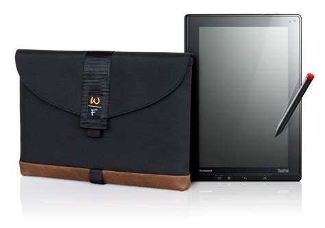 Thinkpad 14w Ultrabook Small Sleeve waterfield ultimate sleevecase for lenovo thinkpad tablet review the gadgeteer