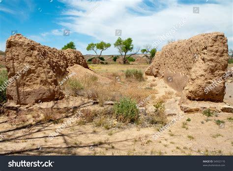adobe ft fort selden adobe ruins stock photo 54932110 shutterstock