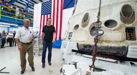 elon musk nasa as spacex investigates falcon 9 failure nasa downplays