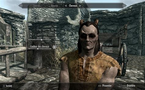 skyrim nexus mods and community playable dremora race v1 2 at skyrim nexus mods and
