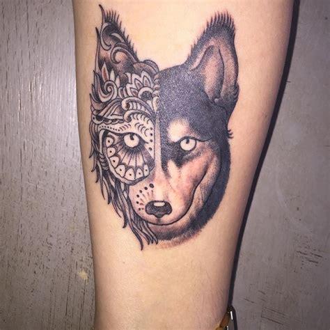 adorable siberian husky tattoos tam blog part 2