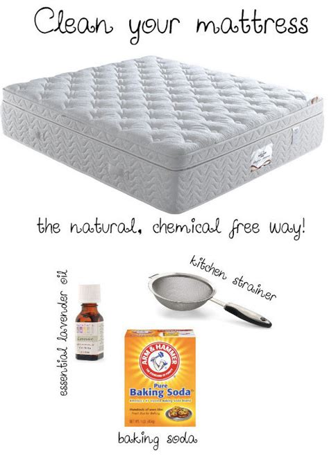 Cleaner For Mattress by Refresh Your Mattress With This Diy Cleaning Hack