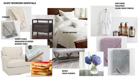 guest bedroom essentials blog sea interior design