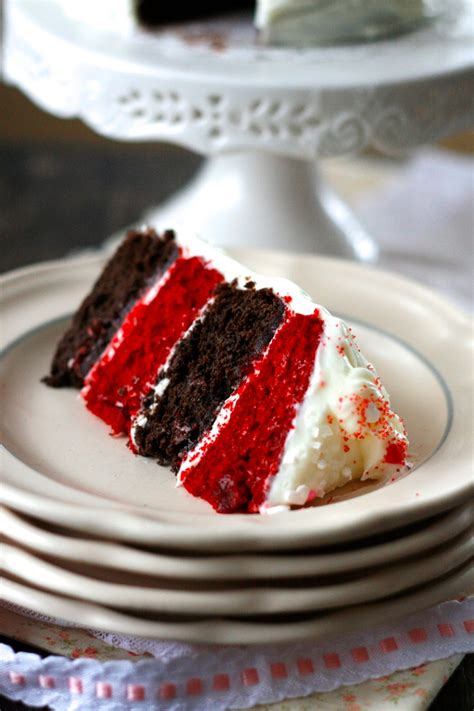red velvet chocolate cake recipe dishmaps