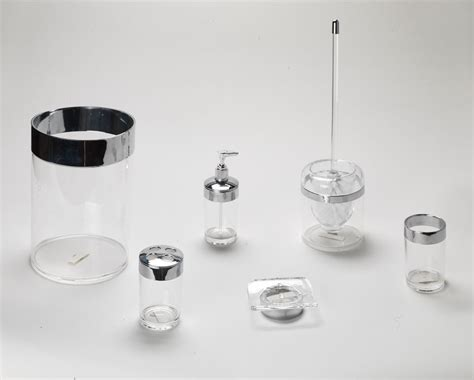 acrylic bathroom accessories china clear acrylic