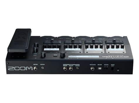 Multi Effect zoom g5n multi effects pedal zoom guitar pedal gak