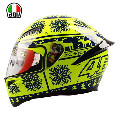 Kemeja Vr46 Agv Helmet 02 original agv k1 motorcycle helmet helmet moto gp racing valentino helmet genuine