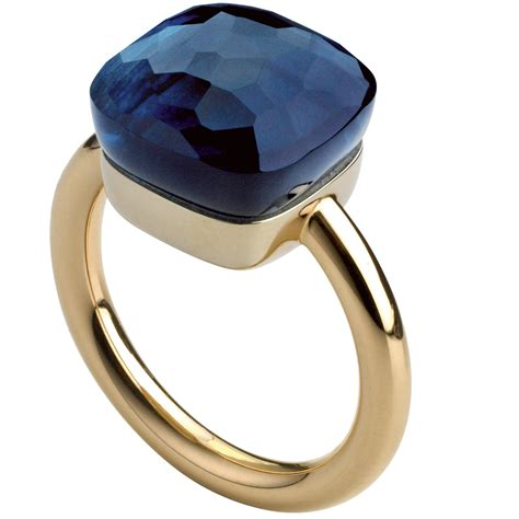 pomellato ring nudo pomellato gold and topaz new nudo ring how to spend it