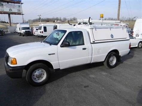 Ford Ranger Truck Rack by Sell Used Ford Ranger 1 Owner 4 0l V 6 Auto Utility