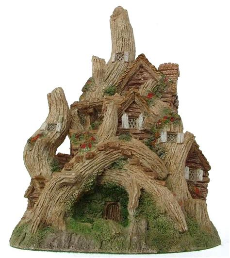david winter the woodcutters cottage from the