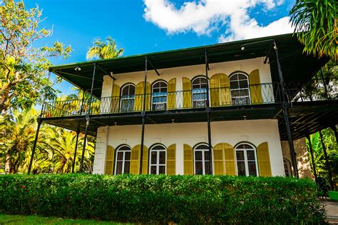 buy house in key west hemingway house ernest hemingway home museum key west florida keys florida usa
