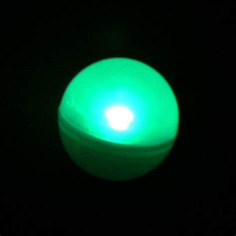 green fairy berry floating led light
