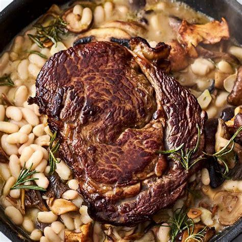 four ingredient cookbook books oliver s epic rib eye steak