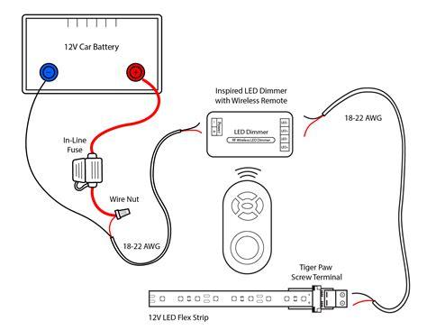 car battery wiring diagram wiring diagrams