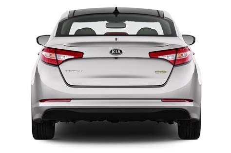 Kia Optima Rear View 2013 Kia Optima Hybrid Reviews And Rating Motor Trend
