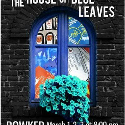 house of blue leaves house of blue leaves umtgblueleaves twitter