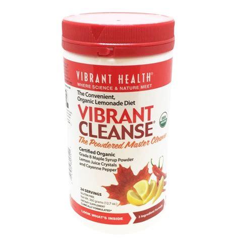 Whole Foodsinstacart Detox by Vibrant Health Vibrant Cleanse Organic Lemonade Powdered