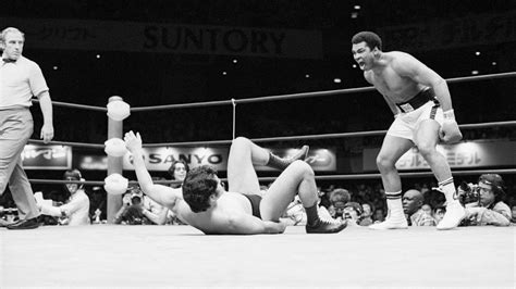 Muhammad Alis Fight by Ali S Least Memorable Fight The New York Times