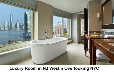 top 7 nj hotels with view of nyc new jersey hotels near nyc