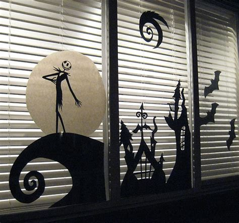 nightmare before christmas home decor happy halloween crafting creatures