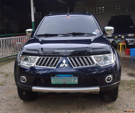 nissan montero convertible mitsubishi montero 2012 car for sale central luzon