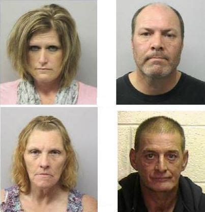 Chatham County Warrant Search Chatham County Meth Labs Busted 4 Arrested Wncn