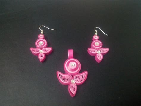 quilling earrings tutorial youtube paper quilling earring new deisgn tutorial youtube