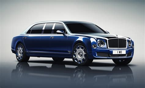 bentley mulsanne limo bentley announces grand limousine by mulliner car