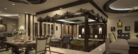 traditional kerala home interiors a luxurious and traditional family home in kerala