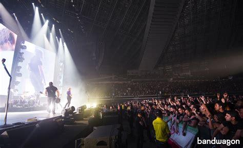 metallica asia tour 2019 gig report metallica perform to 10 000 fans return to