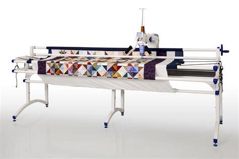 Best Longarm Quilting Machine by Juki Tl 2200 Qvp Quilt Virtuoso Pro Arm Quilter 18